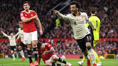 Image from Premier League hits & misses: Man Utd's defensive horrorshow and Harry Kane's struggles allow rivals Liverpool and West Ham to celebrate