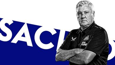Image from Newcastle sack Steve Bruce after Tottenham defeat - what went wrong?