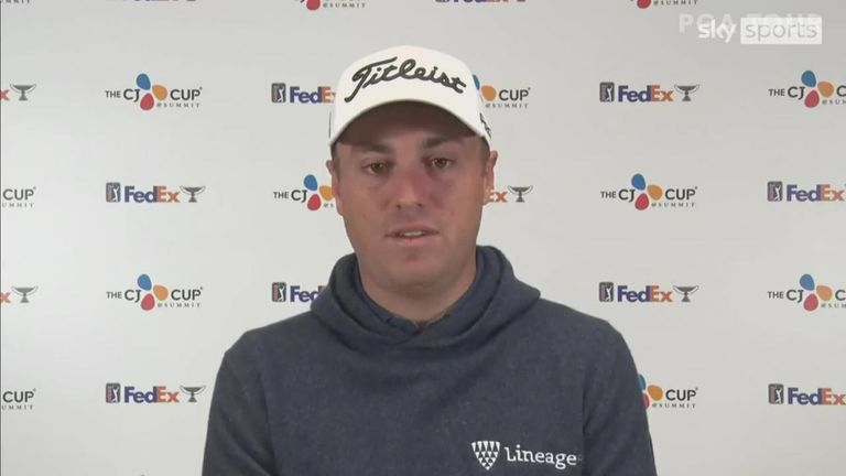 Justin Thomas, Collin Morikawa and Phil Mickelson have their say on the new local rule introduced by the R&A and USGA that gives tournaments the option of reducing the permitted length of a driver shaft to 46 inches.