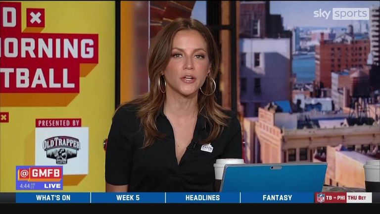 Good Morning Football's Kay Adams picks out the five players you should target on the waiver wire in NFL Fantasy Football ahead of Week Six.