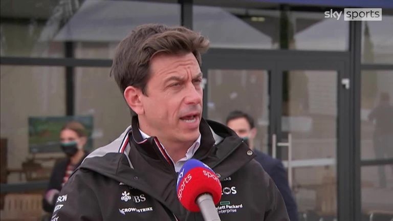 Speaking on Saturday at the Turkish GP, Toto Wolff explained that 'gremlins' are the main cause for Lewis Hamilton's engine swap and his subsequent 10-place grid penalty.