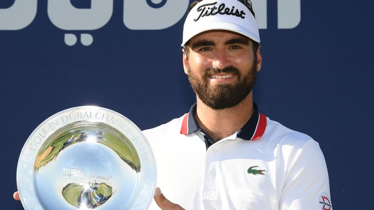 Antoine Rozner won the event when it debuted on the European Tour schedule in 2020
