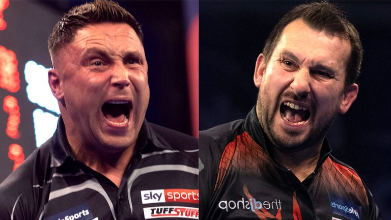 World Cup partners Gerwyn Price and Jonny Clayton to battle for the 2021 World Grand Prix crown