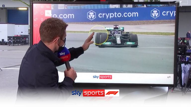 Anthony Davidson takes a close look at the intermediate tyre issues during the Turkish GP.