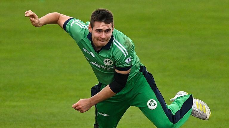 Josh Little: Ireland bowler keen to recreate historic glories at T20 World Cup    Cricket News