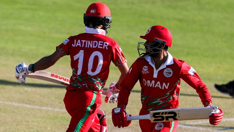Oman thump debutants Papua New Guinea by 10 wickets in T20 World Cup opener in Muscat    Cricket News