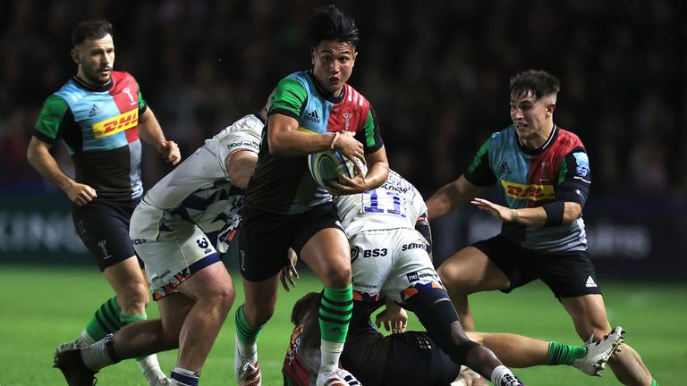 Marcus Smith as superb for Quins
