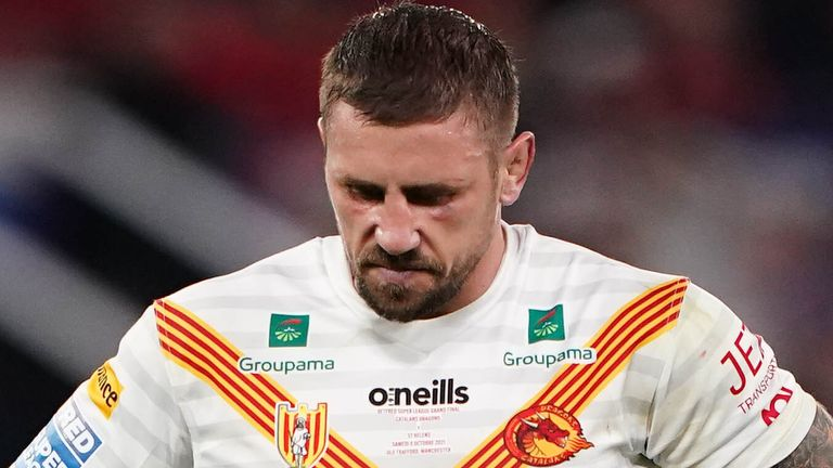 Michael McIlorum has been penalised for an alleged trip during the Grand Final