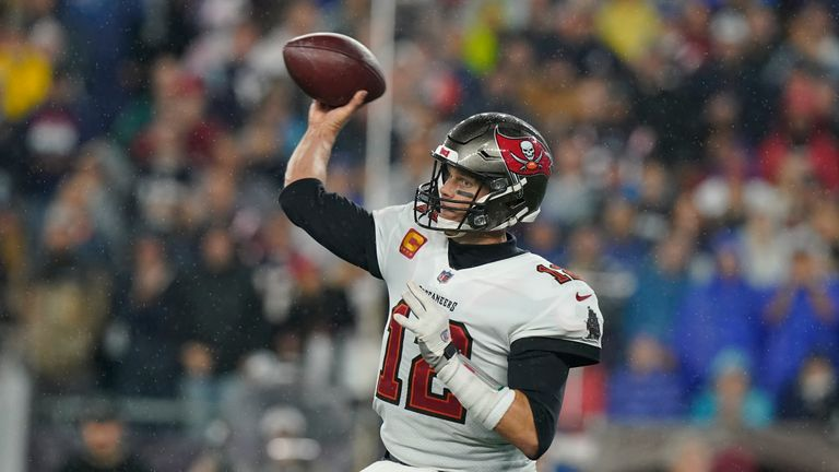 Tampa Bay Buccaneers quarterback Tom Brady's best passes from 269-yard game against the New England Patriots during Week 4 of the NFL 2021 season