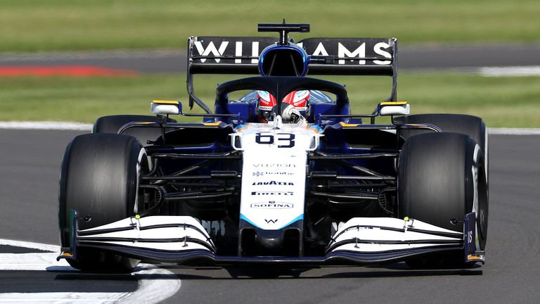 Williams team principal and CEO Jost Capito explains why the team are aiming to be carbon positive in Formula 1 by 2030